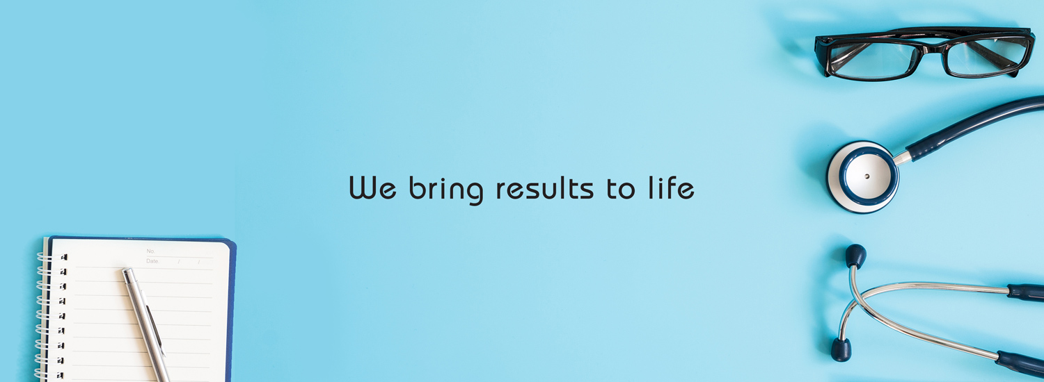 We bring results to life